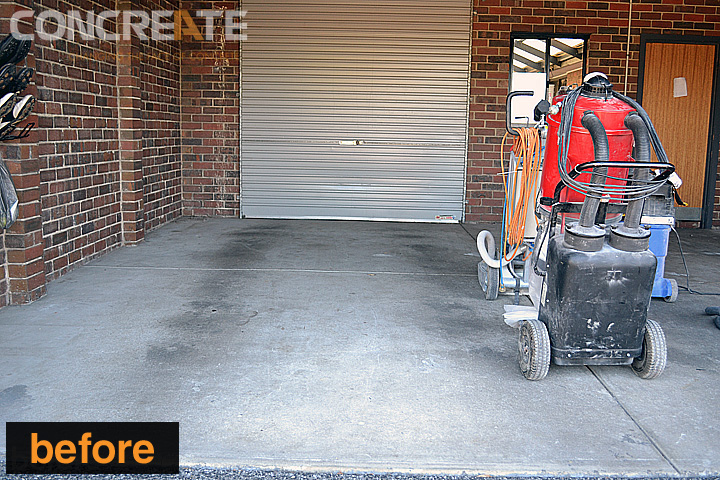 How to seal concrete floors for How to clean sealed concrete floors