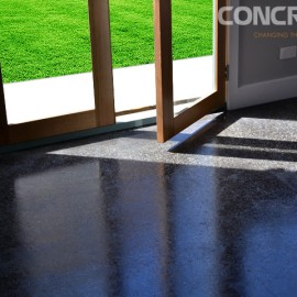 How to Polish Concrete Floors