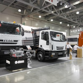 Epoxy Flooring Used at Iveco in South Africa